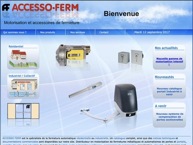 Site web réalisé avec Dreamwever.
