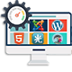Maintenance de sites web joomla, wordpress, hikashop