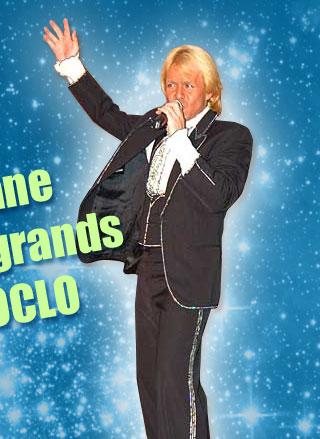Claude Stéphane chante les succes de Claude François