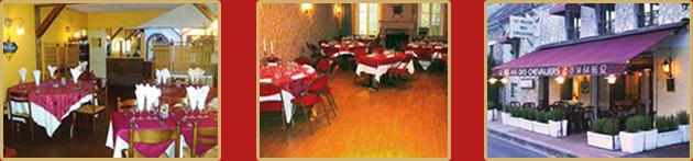 Le Relais des Chevaliers, restaurant cabaret